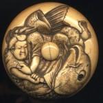 【根付】ちまっとした精巧なモノが好き!江戸時代からのDNAかも?