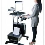 【健康】海外のパソコンワークは「立ったまま」が主流に!?