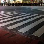 日本の「横断歩道」は歩行者に親切