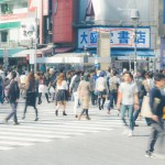 外国人びっくり!日本では当たり前「スクランブル交差点」