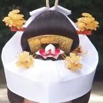 和装の花嫁さんの頭の白い布の秘密・・・「角隠し」の怖い意味