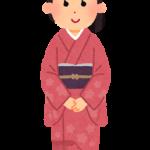 振袖から浴衣まで捨てることなく生地を使っている日本の着物はまさにエコ!