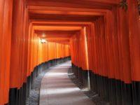 京都伏見稲荷の赤い千本鳥居をくぐり抜けたい人集まれ!